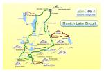 Karte Munich Lake Circiut II